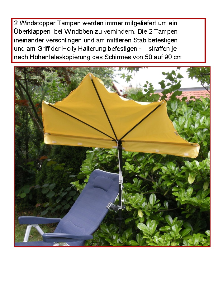 00.0001 - Holly®Produkte - STABIELO® Holly® Windstopper-Tampen